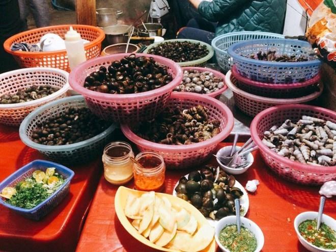 Chợ hải sản Hải Phòng Núi Đèo