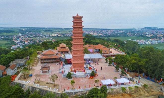 Chùa tháp Tường Long