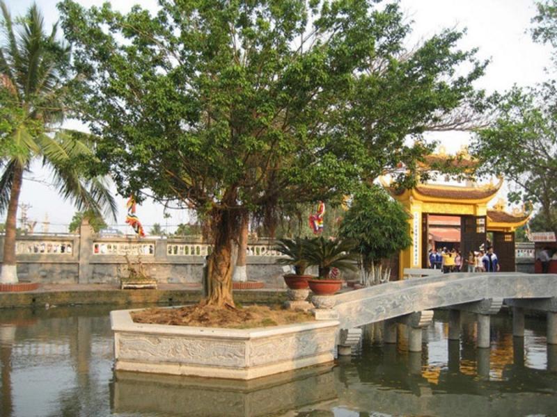 Đền Trạng Trình Nguyễn Bỉnh Khiêm